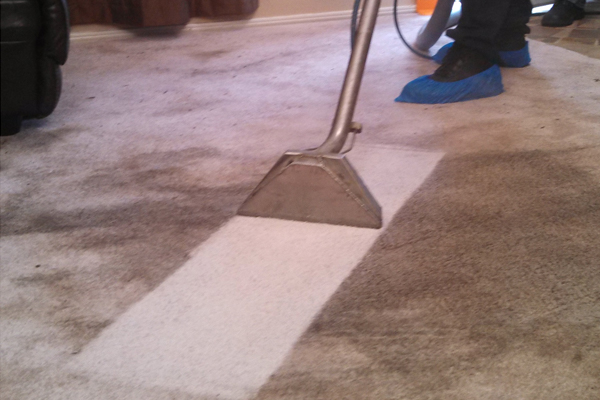 Carpet Cleaning Service, San Antonio, Texas