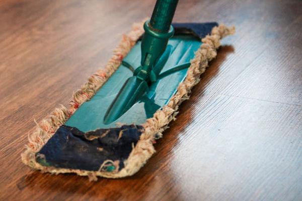 Wood Floor Cleaning, San Antonio, Texas